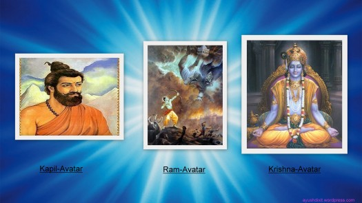 Krishna's sequence of Avatars-May explain inculcation of skills.