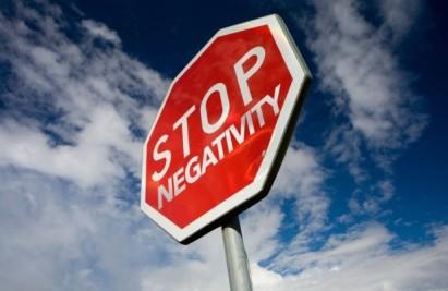 Stop Negativity, Embrace Positivity - ASAP!
