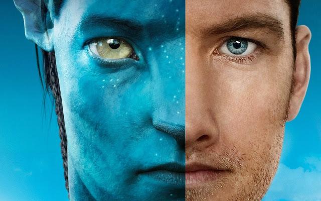 Avatar Movie Half human half na'avi
