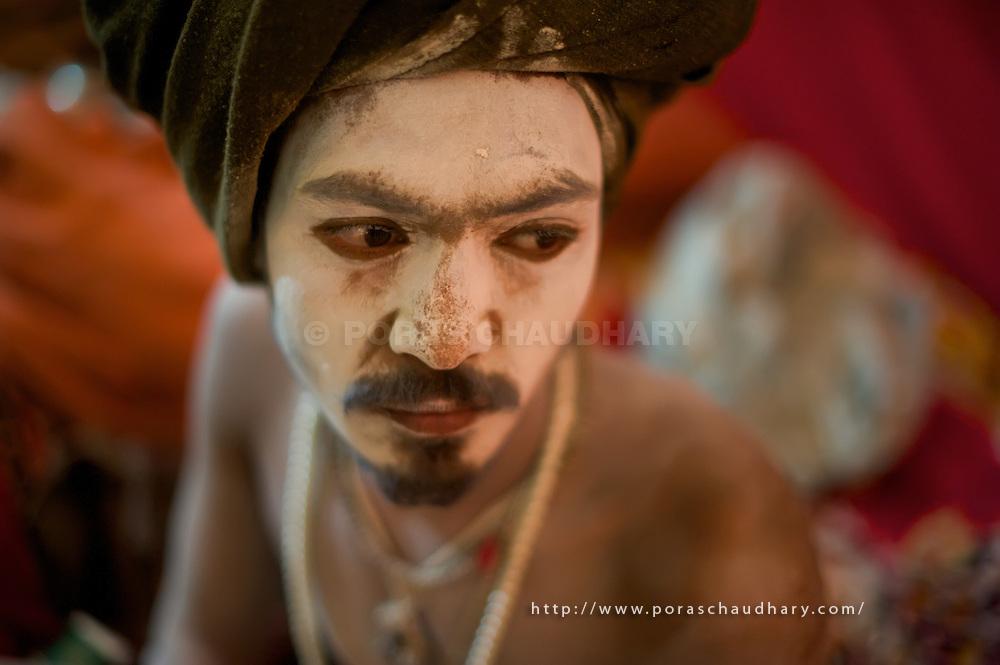The-Ash-Smeared-Saint-Kumbh-Mela-Haridwar-2010-India